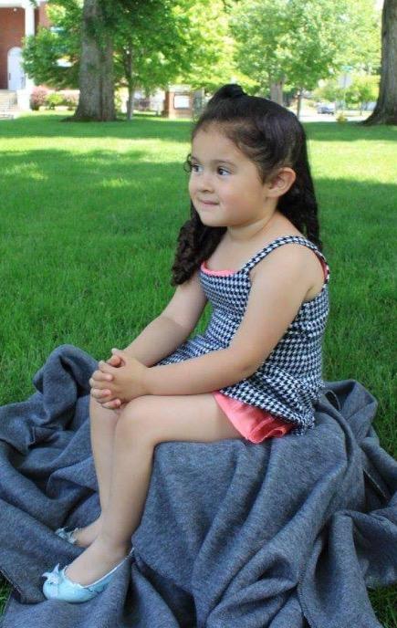 profile for Alana  (Age 3)